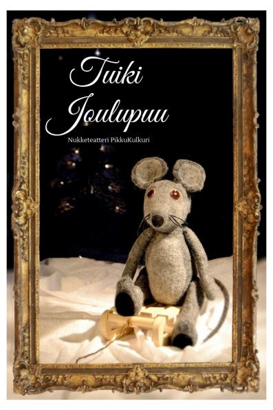 Tuiki Joulupuu (kuva: Salla-marja Hätinen, editointi: Asta Korkeamäki)